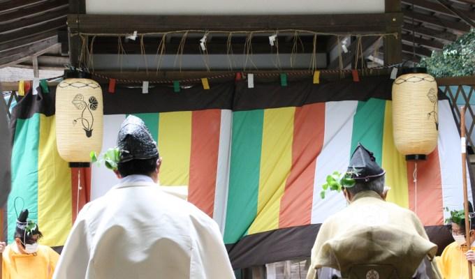 [5月12日]京都 御蔭神社 御蔭祭