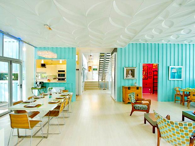 組み合わせとデザインで可能性が広がるコンテナハウス「Home Contained」