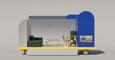 ARアプリで自動運転の未来を探索。IKEAが描く7つの「車上のスペース」