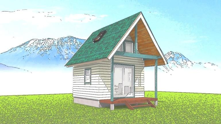 Leben Hütte| No.102