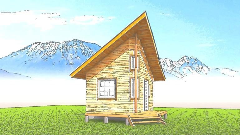 Leben Hütte| No.103