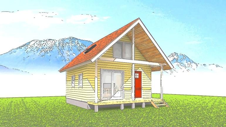 Leben Hütte|No.301
