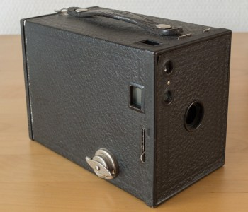 Kodak Brownie Box N°2