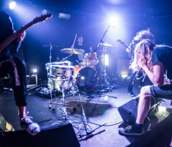 Photos concert : General Lee + Fall of Death + guest @ TOTEM