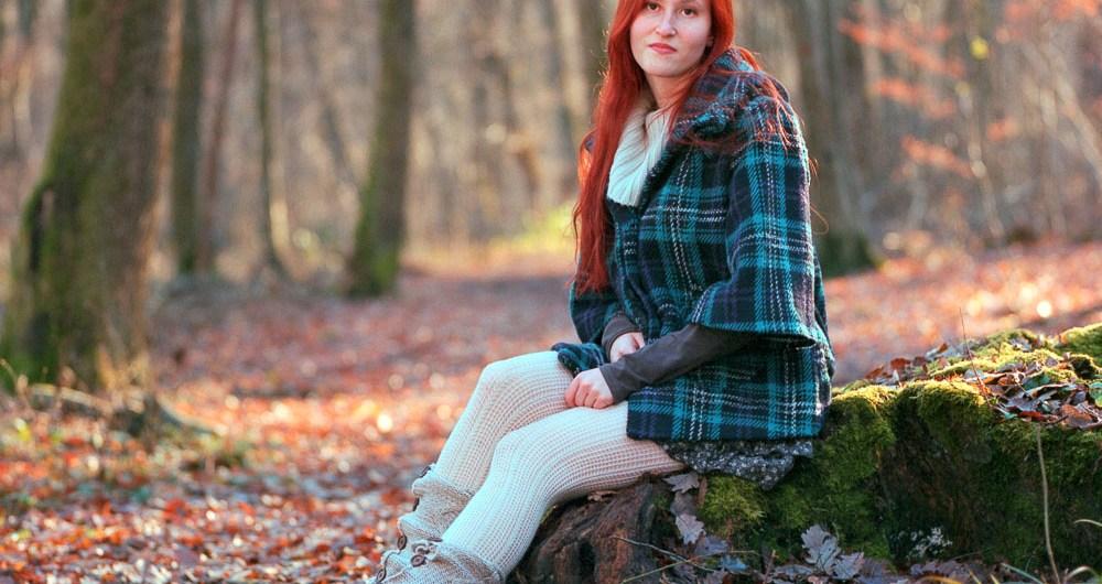 Portrait : Marjolaine