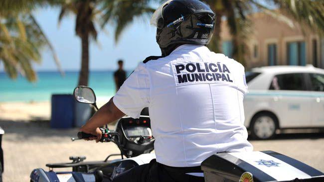 Policia turistica de Bacalar