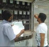 كهرباء عدن المنطقة الأولى تدشن حملة فصل التيار للمتخلفين عن السداد