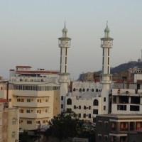 مواقيت الصلاة حسب التوقيت المحلي لمدينة عدن وضواحيها اليوم الجمعة 22 فبراير