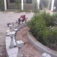 العلوم الإدارية بجامعة عدن تنفذ العديد من المشاريع الخدماتية