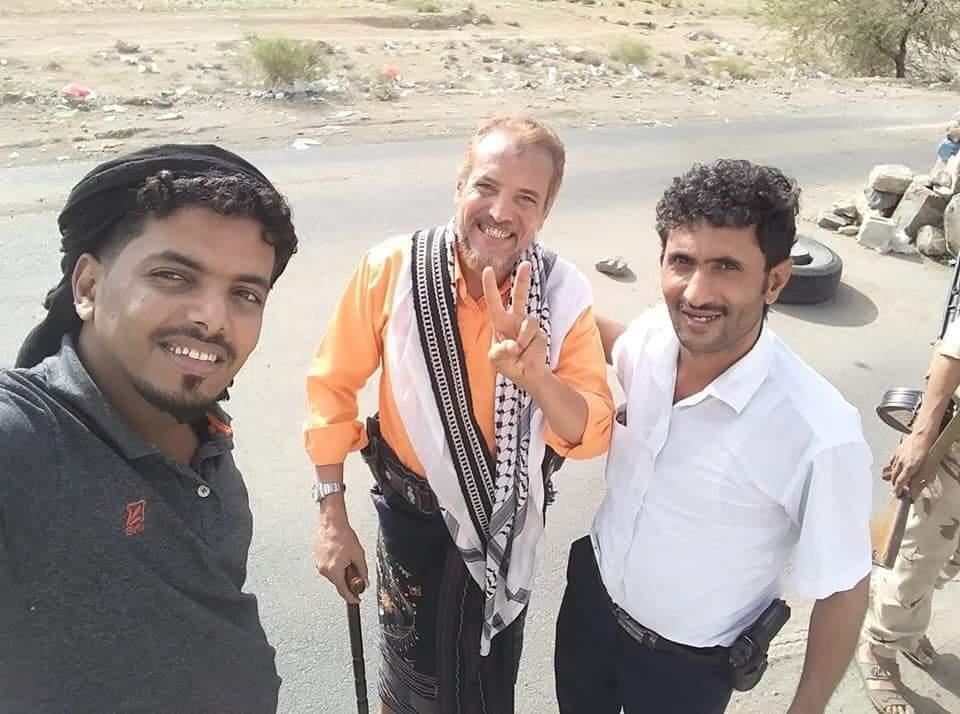 بيان لرئيس ملف الأسرى بمجلس المقاومة الجنوبية في عدن حول تفاصيل الإفراج عن الأسير المرقشي