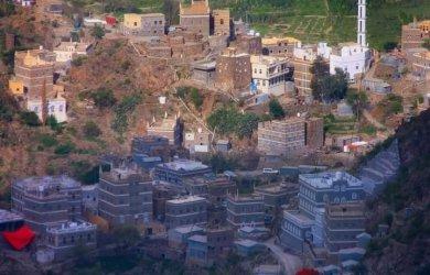 يافع شعب العرمي تصوير ناجي صبري