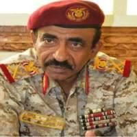 قائد اللواء 120دفاع جوي العميد الناخبي يعزي في وفاة فقيد الوطن اللواء الركن عبدالقادر العمودي