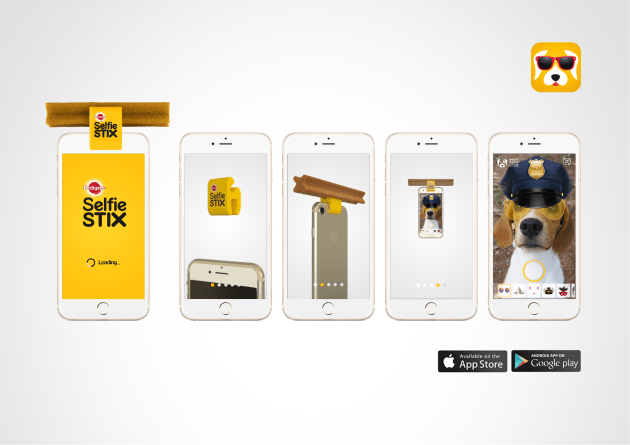 Pedigree Wants You To Take More Selfies With Your Dog AdNews