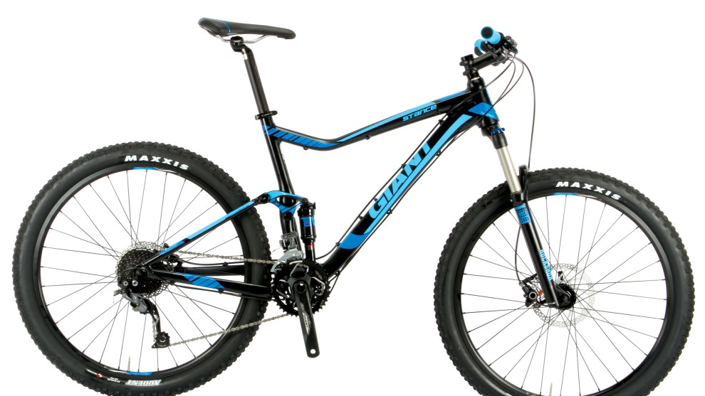 Giant Stance 2 275 Mountain Bike 2016 Full Suspension
