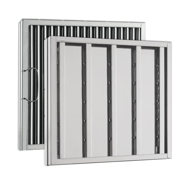 kitchen hood filters double doors standard updates for climate control news