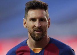 Почему Месси покидает «Барселону»