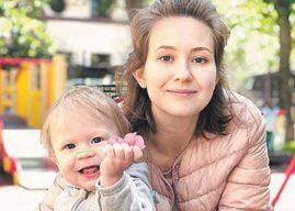 Яна Гладких: «Я с 18 лет мечтала стать мамой»