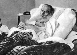 Лев Толстой: отравление жизнью