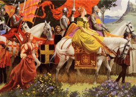 Небесные города короля Артура