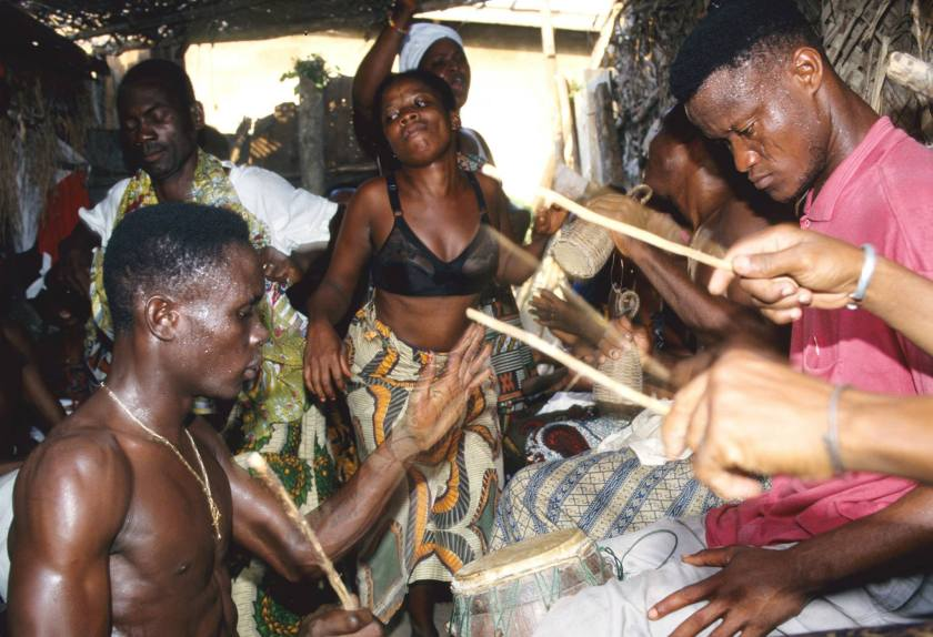 Vodun Drums