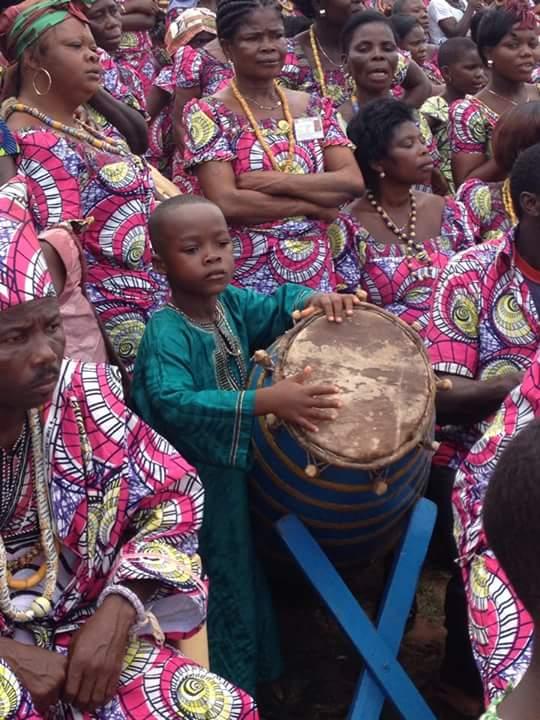 Legacy of Drums... - Chief Yagbe Awolowo Onilu