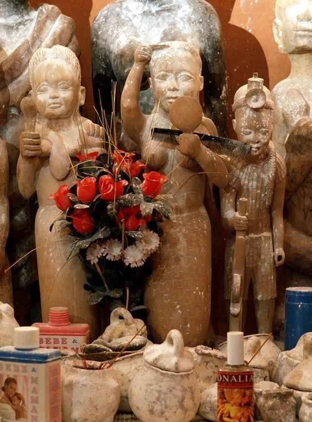 Olokun = Keeper of Secrets - Chief Yagbe Awolowo Onilu