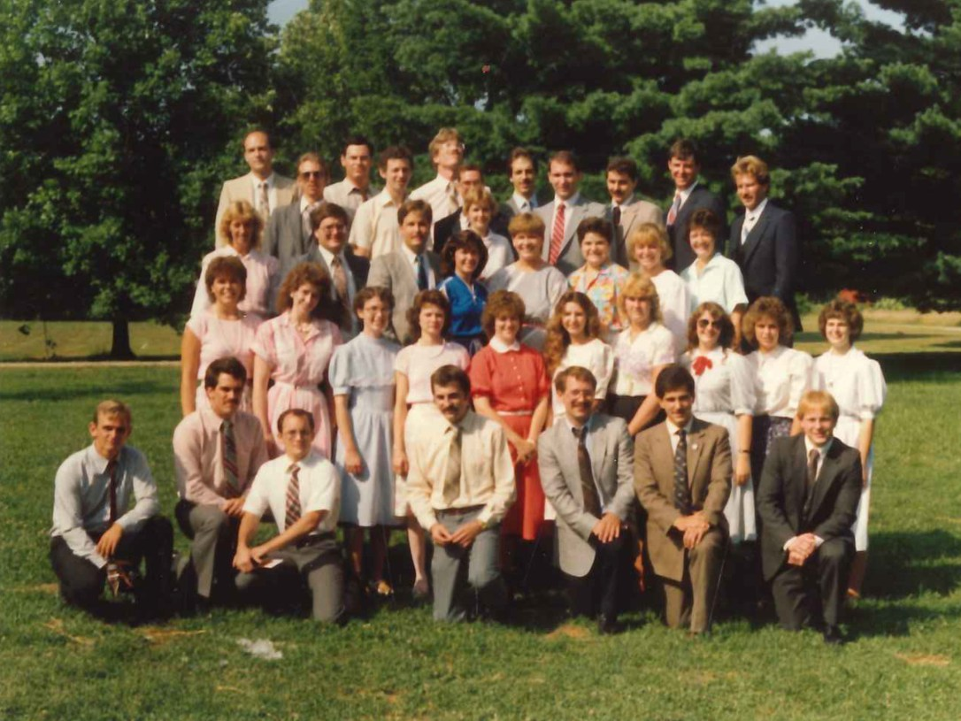 1986 Summer YAG group