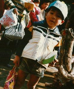 やぎの太郎 幼稚園時代1