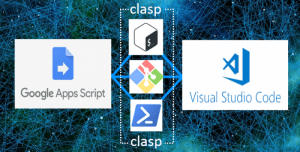 Google Apps Script to Visual Studio Code with Clasp
