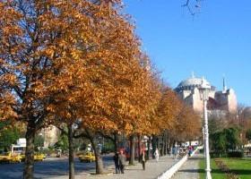 خريف اسطنبول