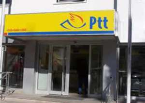 مكتب لخدمة البريد في تركيا