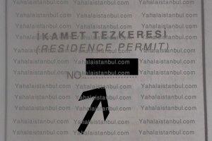 رقم الاقامة التركية