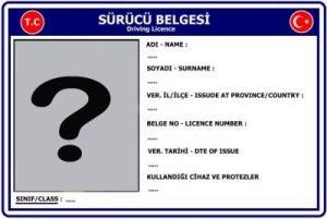 شهادة القيادة التركية