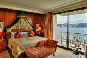 غرفة من فندق وقصر تشيران اسطنبول
