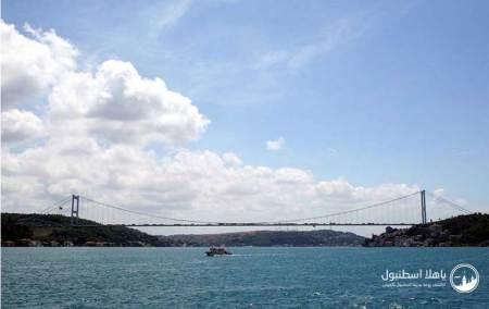 تلفريك لربط طرفي اسطنبول على مضيق البوسفور