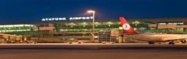 مطار اسطنبول – مطار أتاتورك الدولي