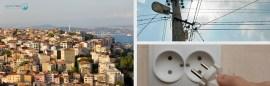 التيار الكهربائي في تركيا