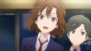 New character: Orimoto Kaori (折本 かおり) & Nakasomething. (Yahari Ore no Seishun Love Comedy wa Machigatteiru. Yahari Ore no Seishun Love Come wa Machigatteiru. Yahari Ore no Seishun Rabukome wa Machigatte Iru. Oregairu My Youth Romantic Comedy Is Wrong, as I Expected. My Teen Romantic Comedy SNAFU Yahari Ore no Seishun Love Comedy wa Machigatteiru. Zoku Yahari Ore no Seishun Love Come wa Machigatteiru. Zoku Oregairu Zoku My Teen Romantic Comedy SNAFU TOO! やはり俺の青春ラブコメはまちがっている。 やはり俺の青春ラブコメはまちがっている。続 俺ガイル 果然我的青春戀愛喜劇搞錯了。 果然我的青春戀愛喜劇搞錯了。續 episode 3)