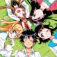 Ichijou Raku, Onodera Kosaki, Kanakura Yui, Tachibana Marika & Kirisaki Chitoge are in comfy mode.