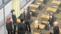 Hayama Hayato (葉山 隼人) Yuigahama Yui (由比ヶ浜 結衣) Miura Yumiko (三浦 優美子) Ebina Hina (海老名 姫菜) Tobe Kakeru (戸部 翔) Ooka (大岡) Yamato (大和) in the classroom. (Yahari Ore no Seishun Love Comedy wa Machigatteiru. Yahari Ore no Seishun Love Come wa Machigatteiru. Yahari Ore no Seishun Rabukome wa Machigatte Iru. Oregairu My Youth Romantic Comedy Is Wrong, as I Expected. My Teen Romantic Comedy SNAFU Yahari Ore no Seishun Love Comedy wa Machigatteiru. Zoku Yahari Ore no Seishun Love Come wa Machigatteiru. Zoku Oregairu Zoku My Teen Romantic Comedy SNAFU TOO! やはり俺の青春ラブコメはまちがっている。 やはり俺の青春ラブコメはまちがっている。続 俺ガイル 果然我的青春戀愛喜劇搞錯了。 果然我的青春戀愛喜劇搞錯了。續 ep1)