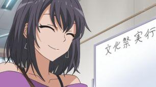 Yukinoshita Haruno (雪ノ下 陽乃) is ready to use Sagami Minami (相模 南) for her secret plan. (Yahari Ore no Seishun Love Comedy wa Machigatteiru. Yahari Ore no Seishun Love Come wa Machigatteiru. Yahari Ore no Seishun Rabukome wa Machigatte Iru. Oregairu My Youth Romantic Comedy Is Wrong, as I Expected. My Teen Romantic Comedy SNAFU やはり俺の青春ラブコメはまちがっている。 俺ガイル 果然我的青春戀愛喜劇搞錯了。 anime ep 10)