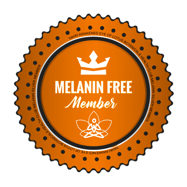 Melanin Free Member Badge