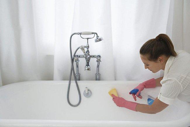 Картинки по запросу Расскажем секрет белоснежной ванны