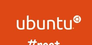 Ubuntu Root Şifresi