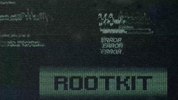 UEFI rootkit