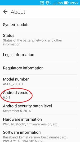 Cara Update Asus Zenfone 2 Ze551ml Ke Marshmallow : update, zenfone, ze551ml, marshmallow, Update, Android, Marshmallow, Untuk, Zenfone, Yahya