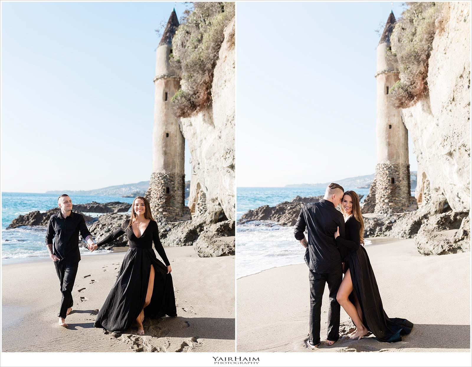 Victoria Beach Engagement Photos Yair Haim Photography