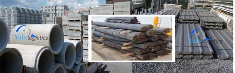 MATERIEL DE CONSTRUCTION DISPONIBLE
