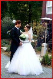 たつたはるみさん結婚式