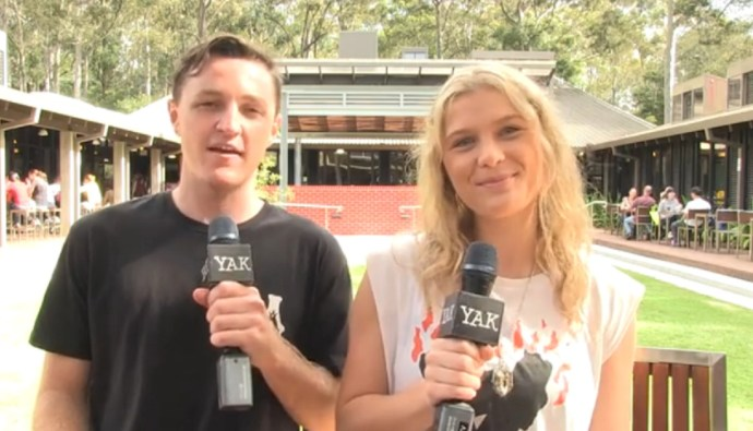 Jack and Sam from Yak TV share the events happening on campus during weeks 8 and 9